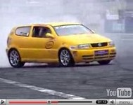 La vidéo du jour : Volkswagen Polo Bimotor by LupoRacing