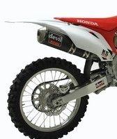 Devil propose déjà une ligne pour la Honda CRF 250 millésime 2010.
