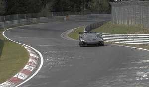 Nürbugring : le record du tour à nouveau battu, par McLaren