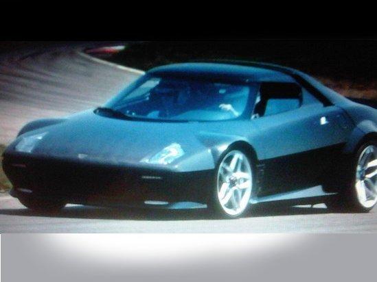 Une Lancia Stratos revival mystère !