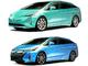 Surprise : la nouvelle Toyota Prius montre ses deux nez