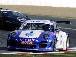 "GT Tour/Magny Cours: ""Porsche festival"""