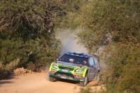 WRC-Portugal: Hirvonen est en tête après le premier jour !