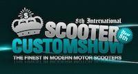Scooter CustomShow 2012 : rendez-vous le 10 mars à Sarrebruck
