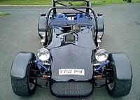 Zcars : Une Seven de 440 chevaux avec 4 roues motrices