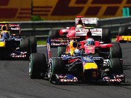 F1 : les tests de flexibilité des ailerons avant renforcés