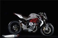 Actualité moto - MV Agusta: C'est maintenant au tour de la Brutale 800 !