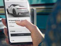 En Allemagne, Porsche lance la vente en ligne
