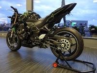 Tuning AD Koncept Revisite La Kawasaki Z750 R