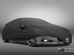 Fortune Motorsport : une Honda CR-Z préparée pour le SEMA Show