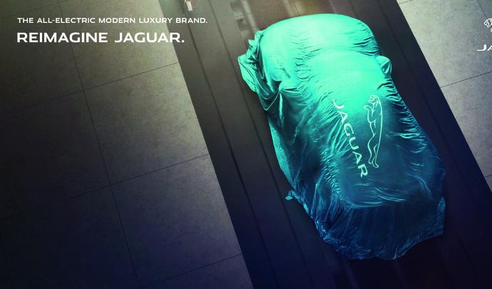 Jaguar veut se réinventer comme concurrent électrique de Bentley