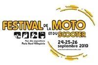 Festival de la Moto et du Scooter 2010 : Les dernières infos à J-7