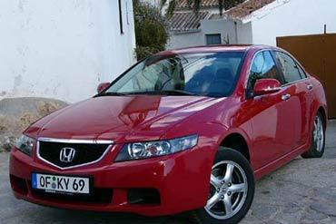 HONDA ACCORD 2.2 CTDi