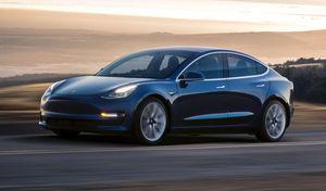 Tesla : la Model 3 certifiée comme taxi dans New York, une première en électrique