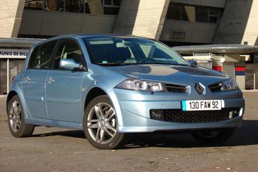 Renault Mégane 2.0 dCi GT