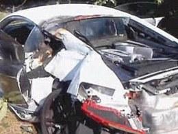 Le footballeur de Manchester Anderson explose son Audi R8 au Portugal