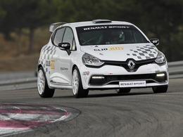 Renault Sport présente la nouvelle Clio Cup
