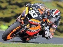 Moto GP – Honda: L'équipe de Stoner s'occupera de Marquez en 2013