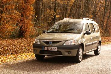 Dacia Logan MCV dCi 86 ch : Le Diesel qu'il lui faut ! novembre 2007