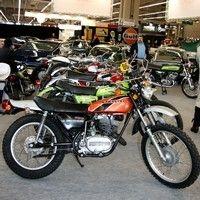 Quel mal touche les clubs français de motos anciennes?