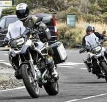 Trail - Nouveauté: BMW dévoile un peu plus sa prochaine R1250 GS !