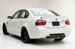 BMW M3 E92, le kit Vorsteiner