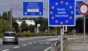 Vignette automobile allemande: l'Alsace se mobilise
