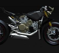 Insolite: Le motoporn façon Ducati 1199 Panigale