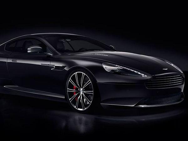 Toutes les nouveautés du salon de Genève 2014 - Aston Martin DB9 Carbon Black & Carbon White