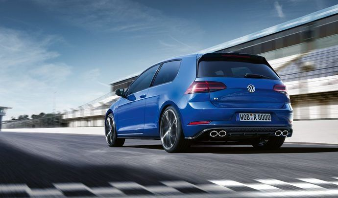 400 ch pour la prochaine volkswagen golf r. Black Bedroom Furniture Sets. Home Design Ideas