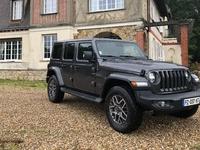 Essai - Jeep Wrangler 4xe (2021) : hybridée pour survivre