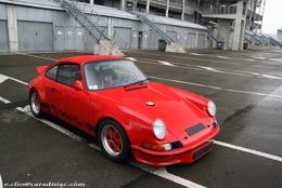 Photos du jour : Porsche 911 (RSR ?)