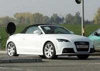 Future Audi TT-S : c'est elle ! Enfin !