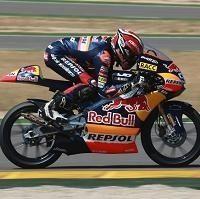 GP125 - Aragon D.2: Marquez n'a même pas pris deux minutes pour s'installer en tête