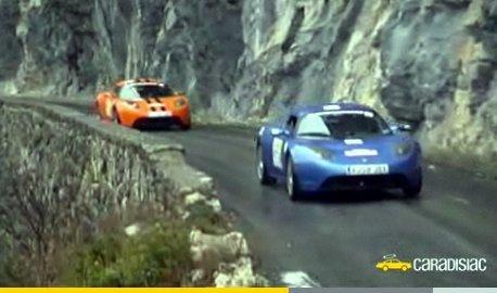 Caradisiac TV : Record d'autonomie pour une auto électrique : Valence-Monaco en Tesla Roadster