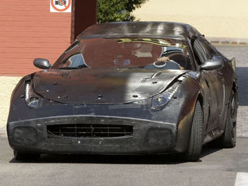 Future Ferrari 612 : il mostro