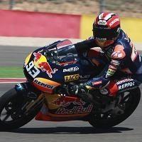 GP125 - Aragon Qualification: Et de huit pour Marquez