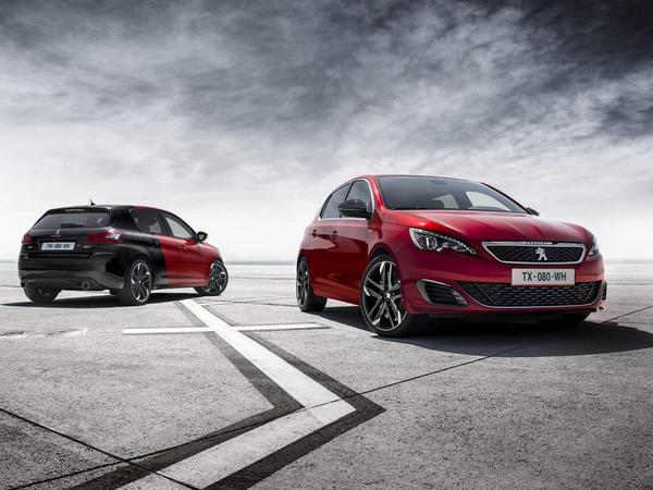 la peugeot 308 gti et ses 270 chevaux s 39 expriment en vid o. Black Bedroom Furniture Sets. Home Design Ideas