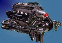 Cosworth envisage l'avenir sereinement