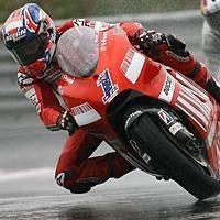Moto GP - République Tchèque D.2: Pluie du matin n'arrête pas le Stoner
