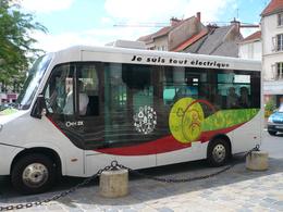 Un bus électrique testé par la mairie de La Ferté-sous-Jouarre