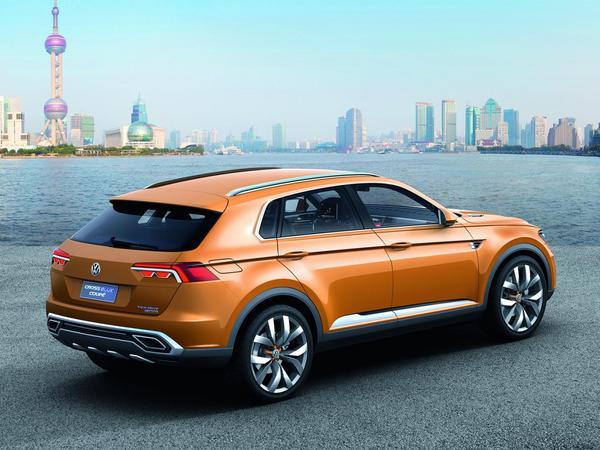 Volkswagen lancera deux crossovers inédits en 2016