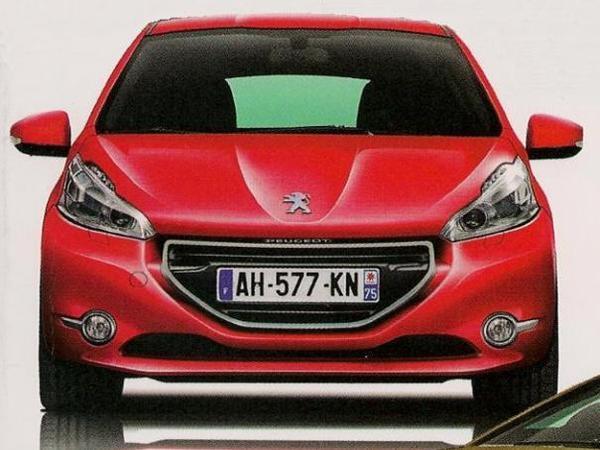 Future Peugeot 208 : c'est elle