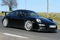 Nouvelle Porsche 911 GT3 RS: rendez-vous à Francfort!
