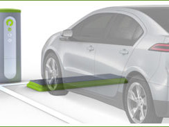 Pourra-t-on charger son véhicule électrique sans le brancher ?