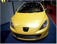 Peugeot 307 CC By Sbarro