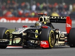 Heidfeld sauve le week-end de Lotus-Renault