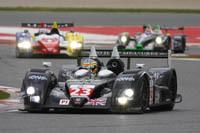 LMS/Barcelone: Le Strakka Racing décroche le meilleur temps