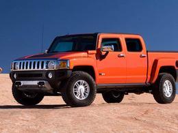 General Motors: rappel des Hummers pour risque d'incendie