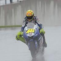 Moto GP - République Tchèque D.2: Rossi préférerait l'avoir sec